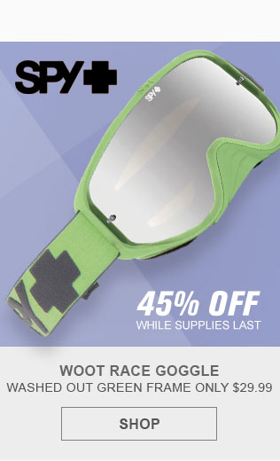 Spy Woot Washed Out Goggles