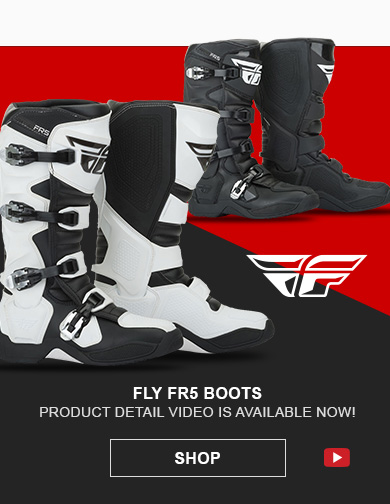 Fly FR4 MX Boots