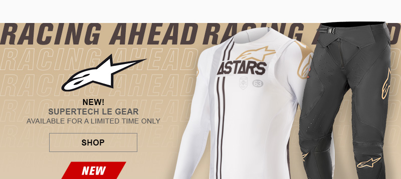 Alpinestars Supertech LE Gear