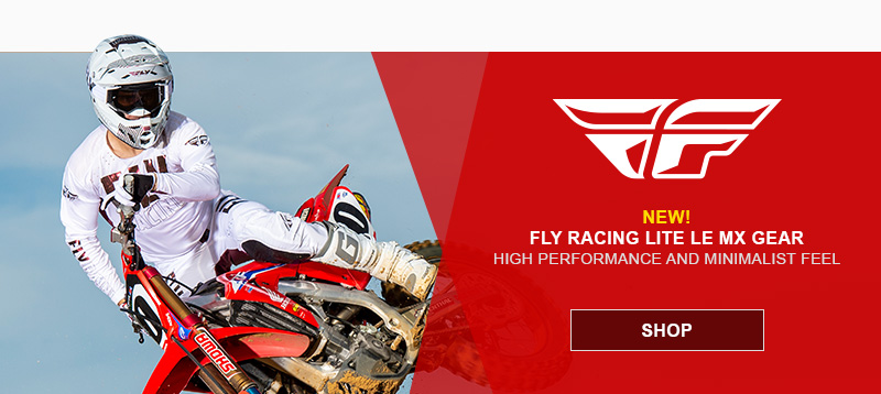 Fly Racing Lite LE Gear