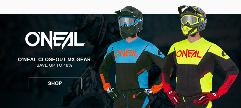 O'Neal MX Gear