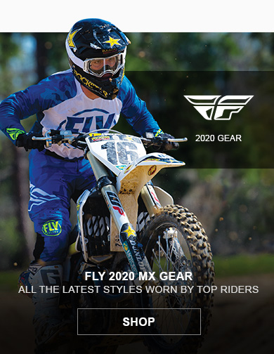 Fly Current MX Gear