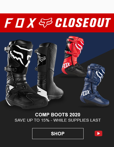Fox Comp 2020 MX Boots
