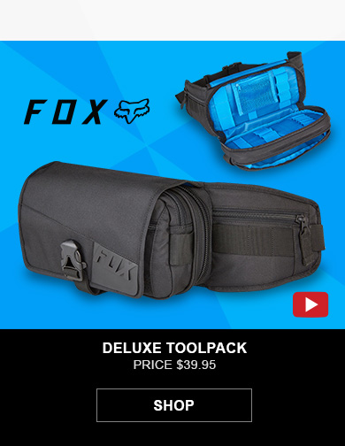 Fox Deluxe Toolpack