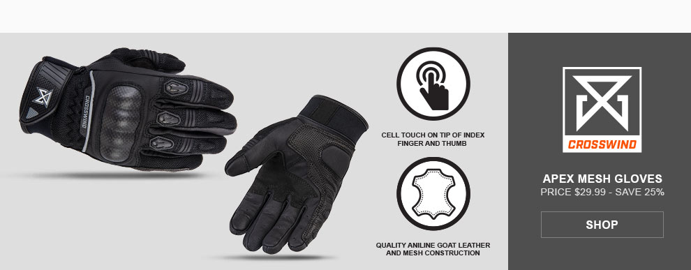 Crosswind Apex Gloves
