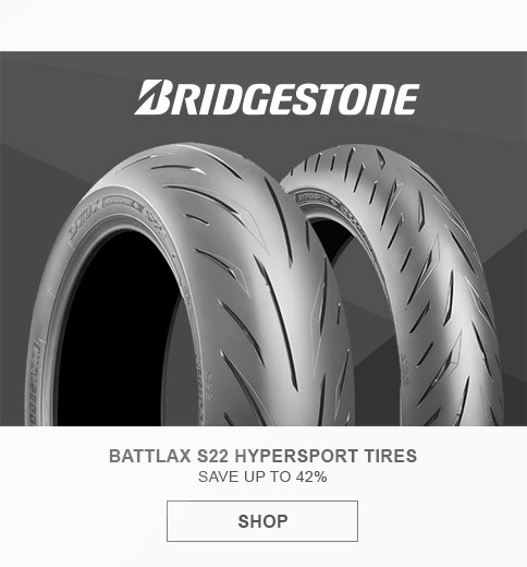 Bridgestone S22 Tires