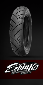 Shinko Motorcycle Tires