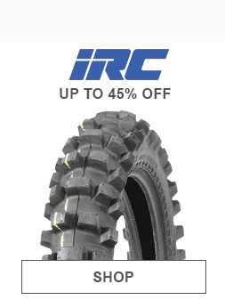 Dirtbike IRC Tires