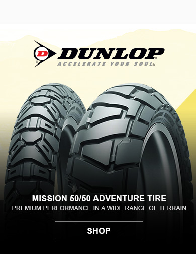 Dunlop Trailmax Mission ADV Tire