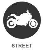 Street Bike and Motorcycle Tires