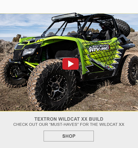 Textron Wildcat XX Bike Build