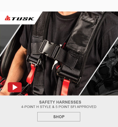 Tusk SXS Safety Harnesses