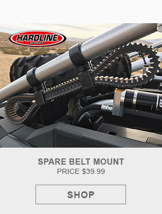 Hardline Spare Belt Mount