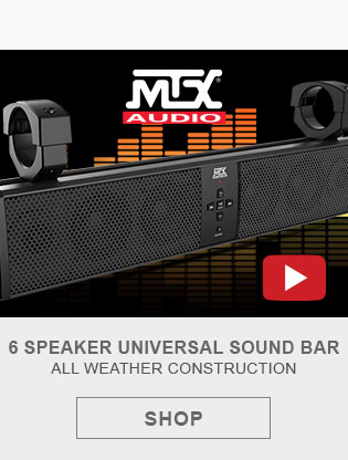 MTX 6 Speaker Sound Bar