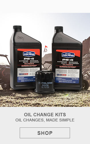 UTV Oil Change Kits