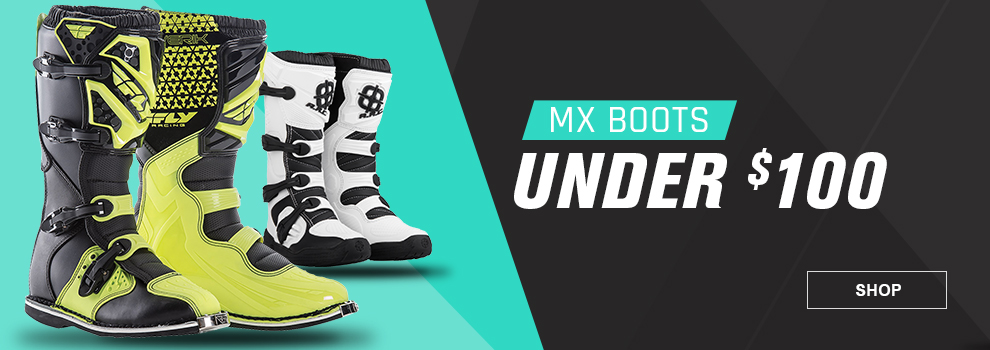MX Boots Under $100