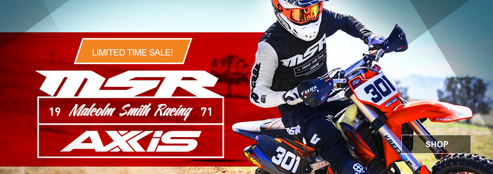 MSR Axxis Gear Sale