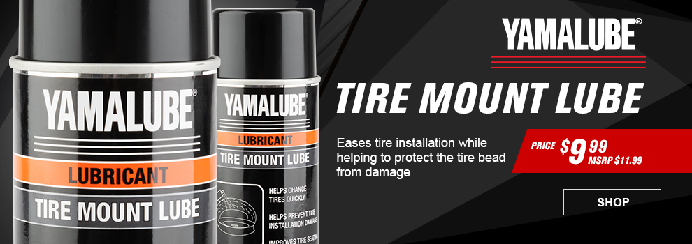 Yamalube Tire Mount Lube