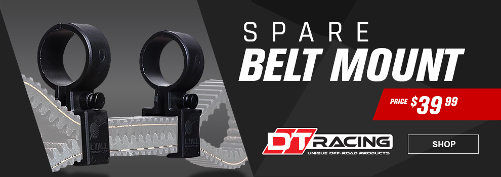 DT Racing Spare Belt Mount
