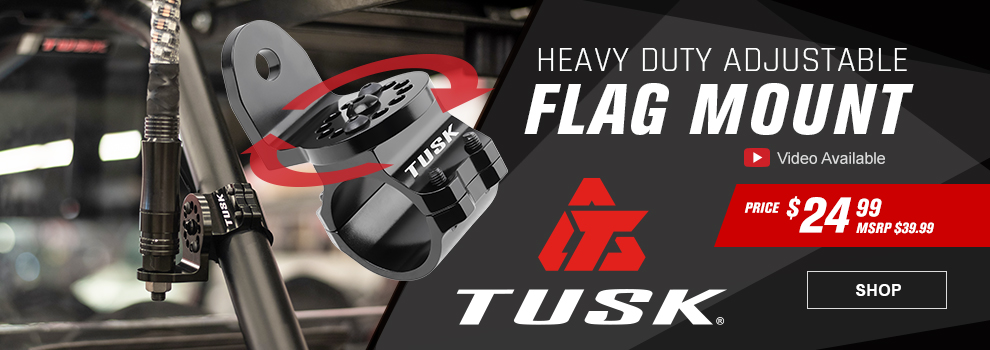 Tusk HD Adjustable Flag Mount