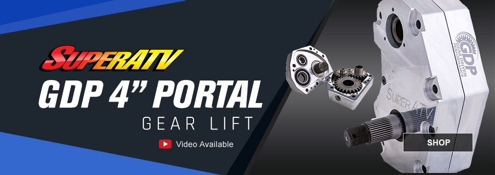SuperATV Portal Gear Lift