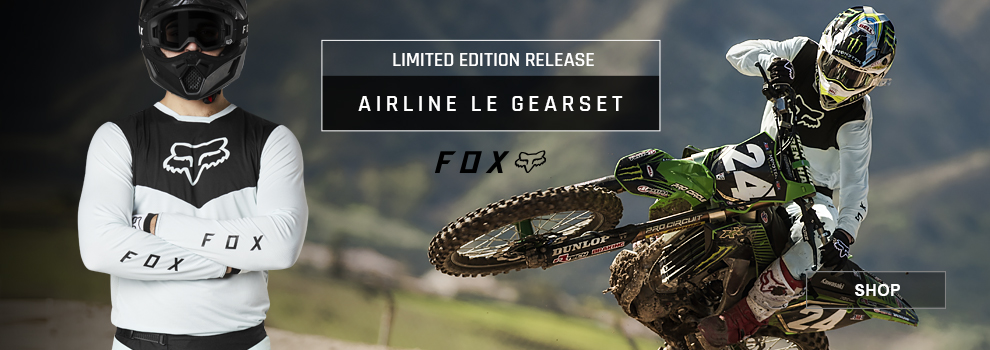 Fox Airline LE Gear