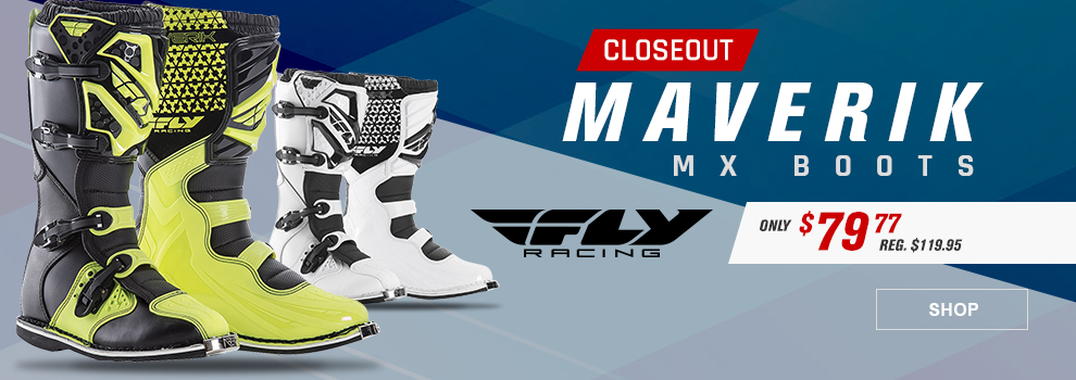 Fly Closeout Maverik Boots