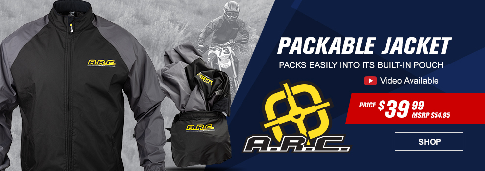 A.R.C. Packable Jacket