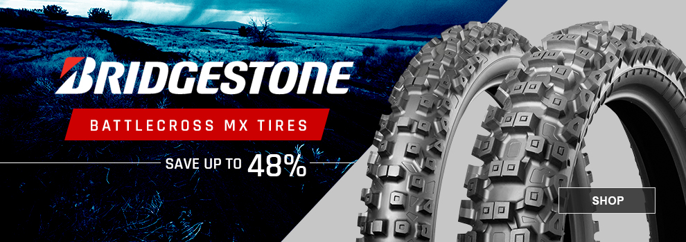 Bridgestone Battlecross MX Tires