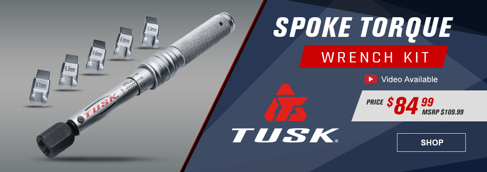 Tusk Torque Spoke Wrench Kit