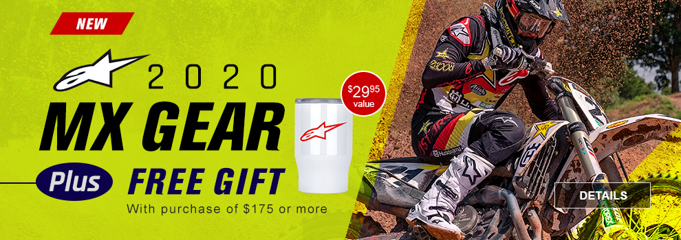 Alpinestars 2020 MX Gear