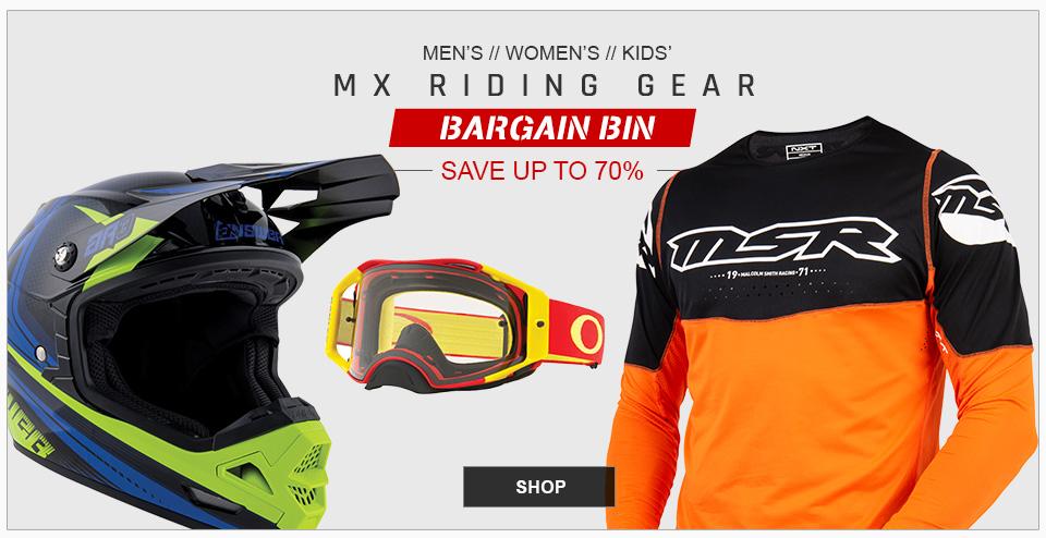 Riding Gear Bargain Bin