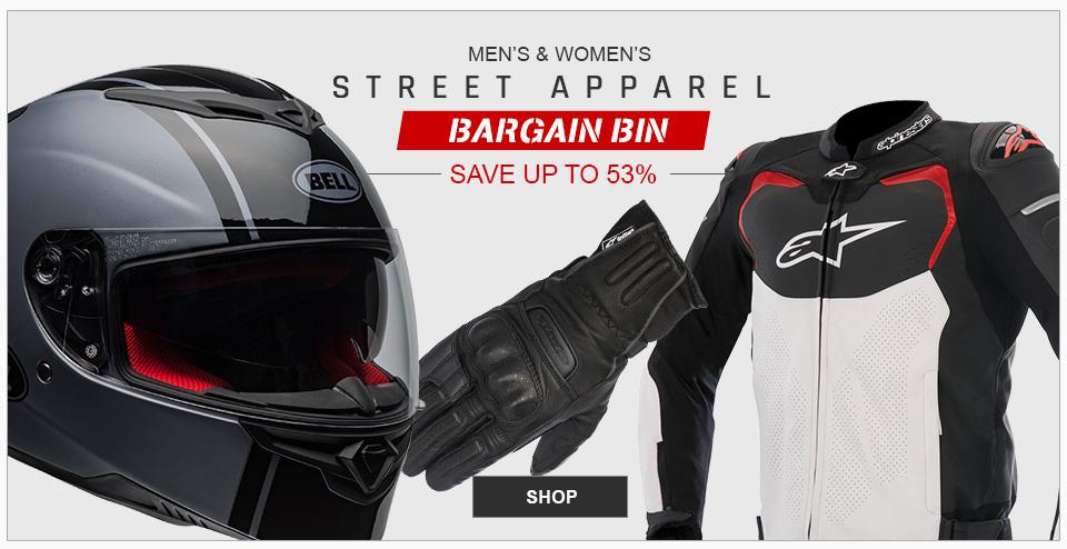 Street Apparel Bargain Bin