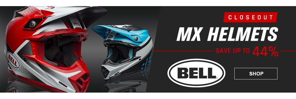 Bell Closeout MX Helmets