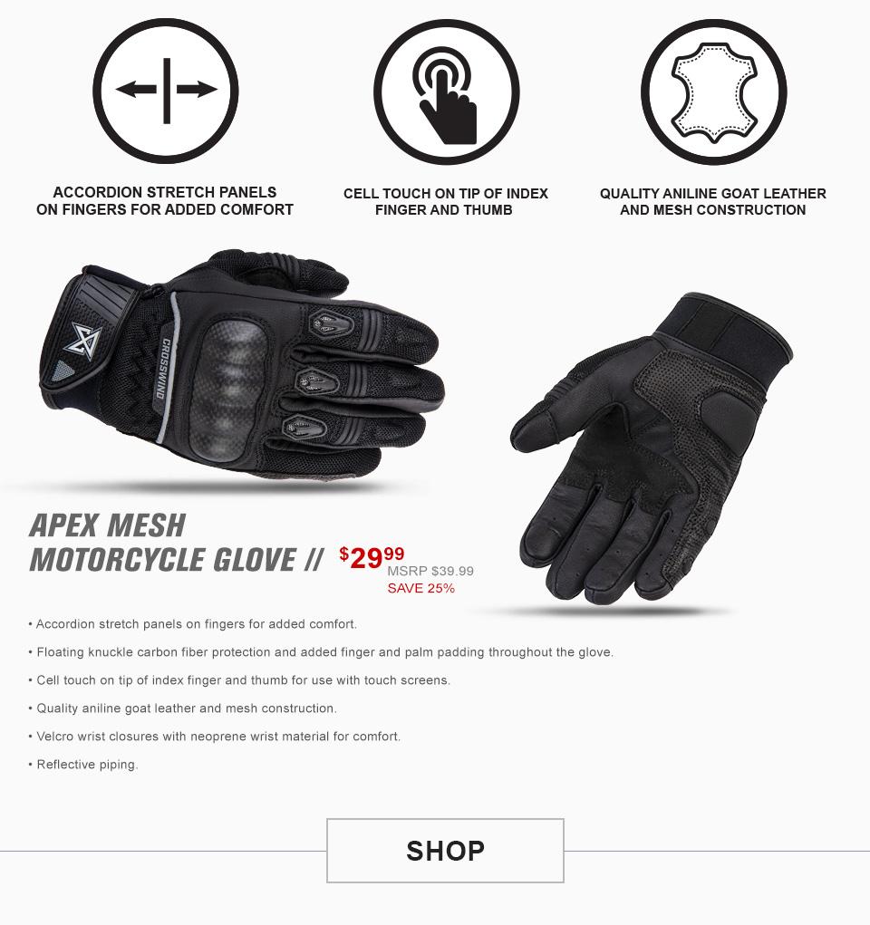 Apex Mesh Glove