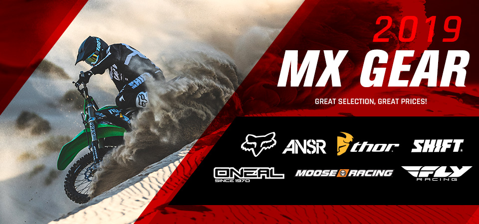 Current MX Gear