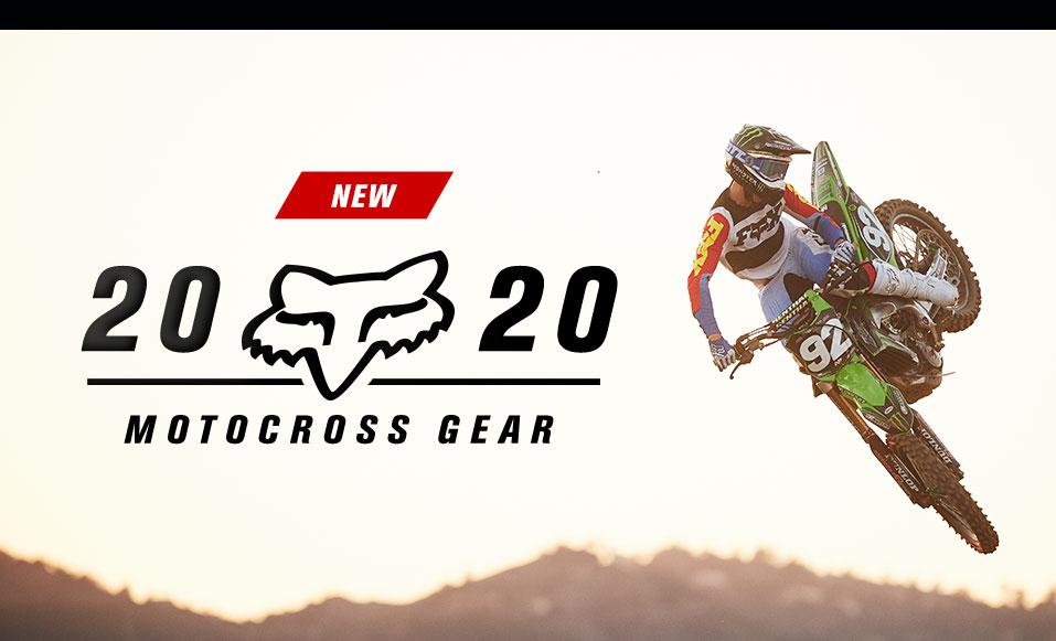 2020 Fox MX Gear
