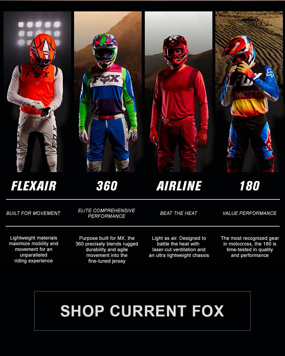 Fox Gear Line