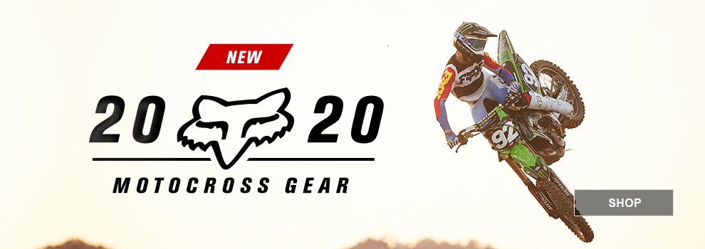 Fox 2020 MX Gear