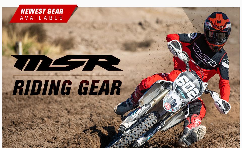 MSR Riding Gear