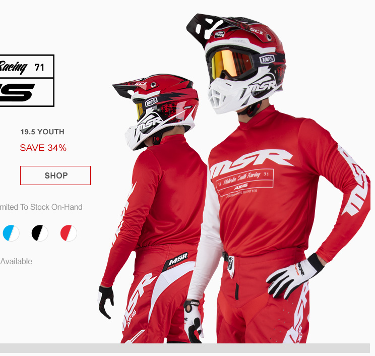 Youth Axxis Gear