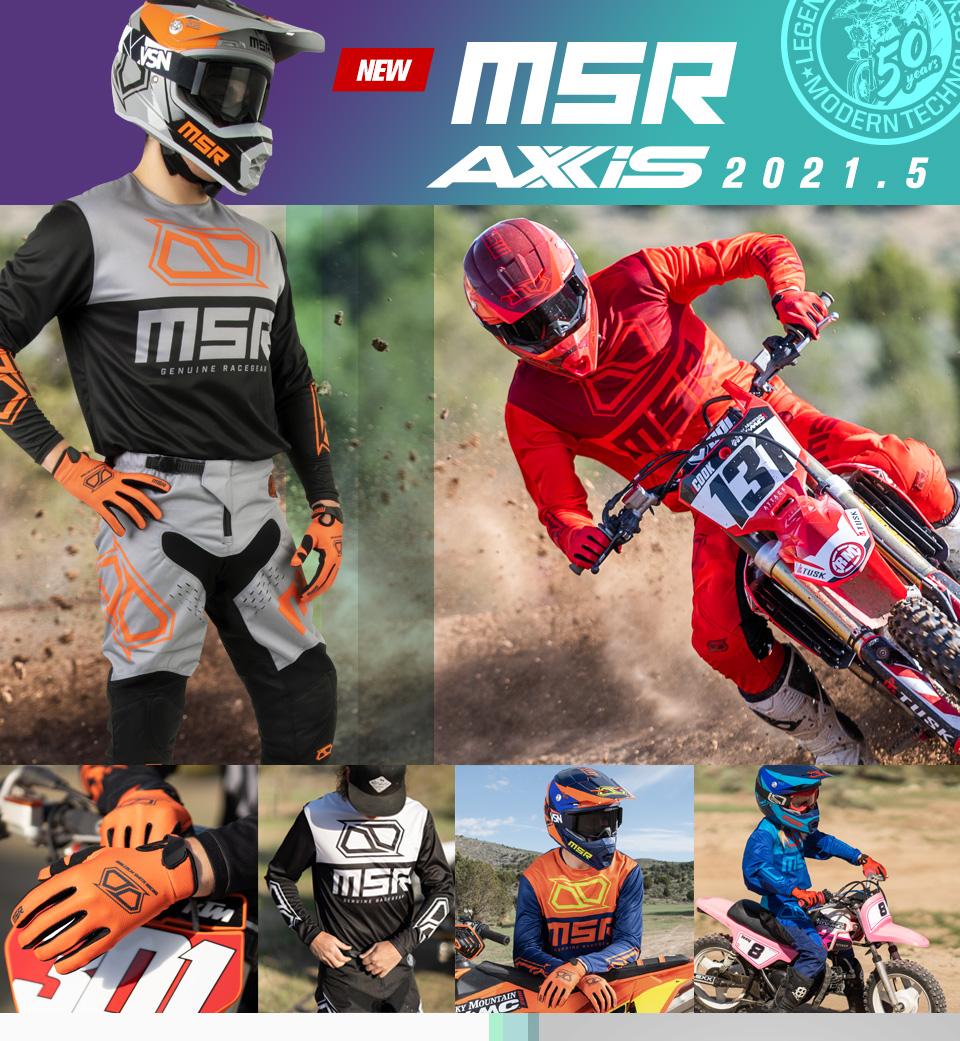 MSR Axxis Gear Lifestyle