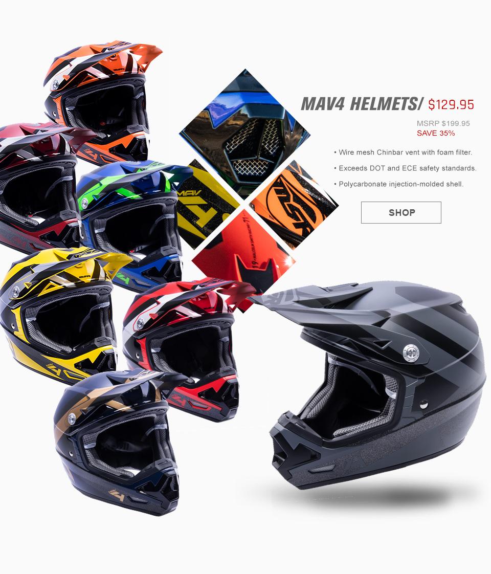 Mav4 Helmets
