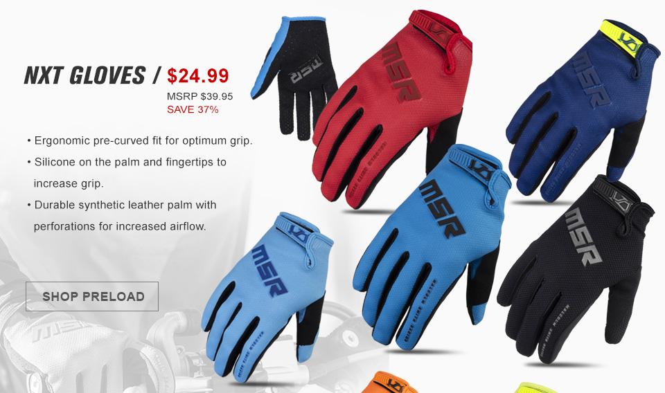 NXT Preload Gloves