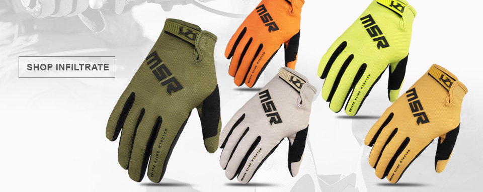 NXT Infiltrate Gloves