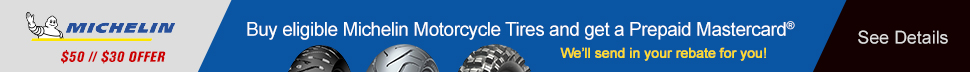 Michelin Sep-Oct Rebate