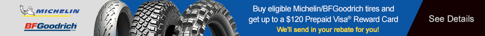 Michelin Aug 2020 Tire Rebate
