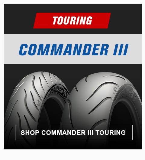michelin commander iii tires