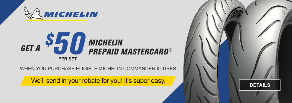 Michelin Jan-Feb Rebate
