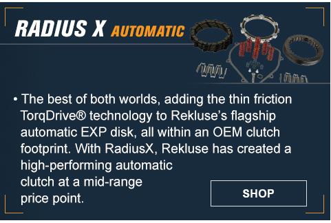 Radius X
